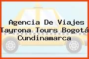 Agencia De Viajes Tayrona Tours Bogotá Cundinamarca