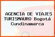 AGENCIA DE VIAJES TURISMAURO Bogotá Cundinamarca