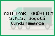 AGILIZAR LOGÚSTICA S.A.S. Bogotá Cundinamarca