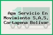 Agm Servicio En Movimiento S.A.S. Cartagena Bolívar