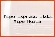 Aipe Express Ltda. Aipe Huila