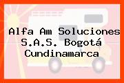 Alfa Am Soluciones S.A.S. Bogotá Cundinamarca
