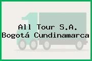 All Tour S.A. Bogotá Cundinamarca