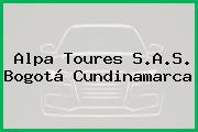 Alpa Toures S.A.S. Bogotá Cundinamarca