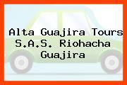 Alta Guajira Tours S.A.S. Riohacha Guajira