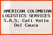 AMERICAN COLOMBIAN LOGISTICS SERVICES S.A.S. Cali Valle Del Cauca