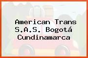 American Trans S.A.S. Bogotá Cundinamarca