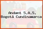 Andant S.A.S. Bogotá Cundinamarca