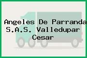 Angeles De Parranda S.A.S. Valledupar Cesar