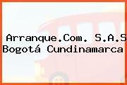 Arranque.Com. S.A.S Bogotá Cundinamarca