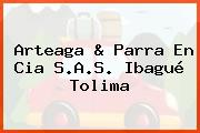 Arteaga & Parra En Cia S.A.S. Ibagué Tolima