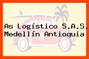 As Logístico S.A.S. Medellín Antioquia