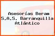 Asesorías Beram S.A.S. Barranquilla Atlántico