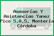 Asesorías Y Asistencias Yanez Pico S.A.S. Montería Córdoba
