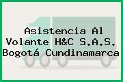 Asistencia Al Volante H&C S.A.S. Bogotá Cundinamarca