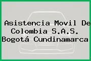 Asistencia Movil De Colombia S.A.S. Bogotá Cundinamarca