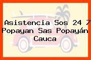 Asistencia Sos 24 7 Popayan Sas Popayán Cauca