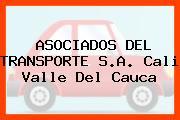 ASOCIADOS DEL TRANSPORTE S.A. Cali Valle Del Cauca