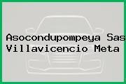 Asocondupompeya Sas Villavicencio Meta