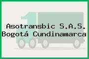 Asotransbic S.A.S. Bogotá Cundinamarca