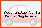 Asotranstax Santa Marta Magdalena