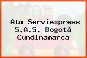 Atm Serviexpress S.A.S. Bogotá Cundinamarca