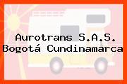 Aurotrans S.A.S. Bogotá Cundinamarca