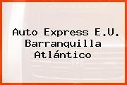 Auto Express E.U. Barranquilla Atlántico