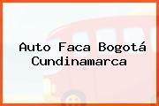 Auto Faca Bogotá Cundinamarca