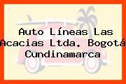 Auto Líneas Las Acacias Ltda. Bogotá Cundinamarca