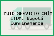AUTO SERVICIO CHÍA LTDA. Bogotá Cundinamarca