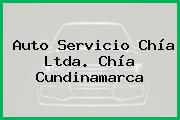 Auto Servicio Chía Ltda. Chía Cundinamarca