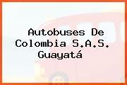 Autobuses De Colombia S.A.S. Guayatá