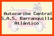 Autocaribe Central S.A.S. Barranquilla Atlántico