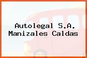 Autolegal S.A. Manizales Caldas