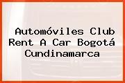 Automóviles Club Rent A Car Bogotá Cundinamarca
