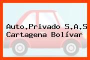 Auto.Privado S.A.S Cartagena Bolívar