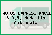 AUTOS EXPRESS ANCOL S.A.S. Medellín Antioquia
