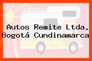 Autos Remite Ltda. Bogotá Cundinamarca