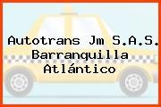 Autotrans Jm S.A.S. Barranquilla Atlántico