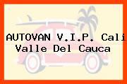 AUTOVAN V.I.P. Cali Valle Del Cauca
