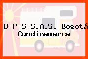 B P S S.A.S. Bogotá Cundinamarca