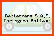 Bahiatrans S.A.S. Cartagena Bolívar