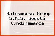 Balsameras Group S.A.S. Bogotá Cundinamarca