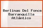 Berlinas Del Fonce Barranquilla Atlántico
