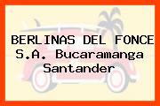 BERLINAS DEL FONCE S.A. Bucaramanga Santander