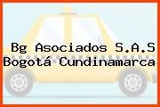 Bg Asociados S.A.S Bogotá Cundinamarca