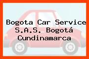 Bogota Car Service S.A.S. Bogotá Cundinamarca