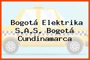 Bogotá Elektrika S.A.S. Bogotá Cundinamarca