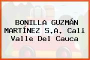 Bonilla Guzman Martinez S.A. Cali Valle Del Cauca